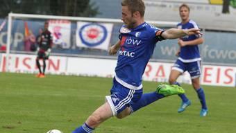 Die finanzielle Schieflage des FC Wohlen lässt auch Captain Alain Schultz nicht kalt.