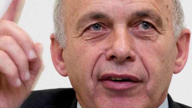 Bundesrat Ueli Maurer: Genug Zugeständnisse gemacht