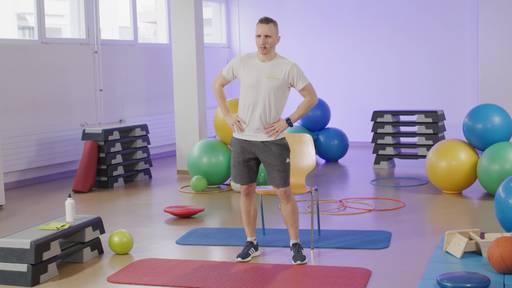 «Gymnastik im Wohnzimmer» vom 16. Juni 2021