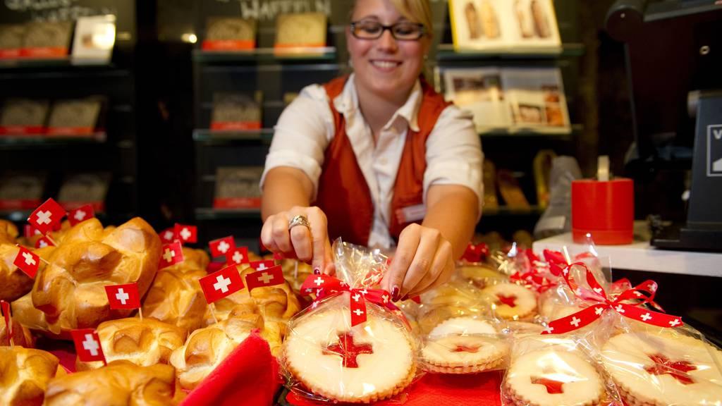 Die Bäckerei «Schwyter» bekommt einen neuen Besitzer. (Archiv)