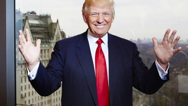 Donald Trump (Archiv)