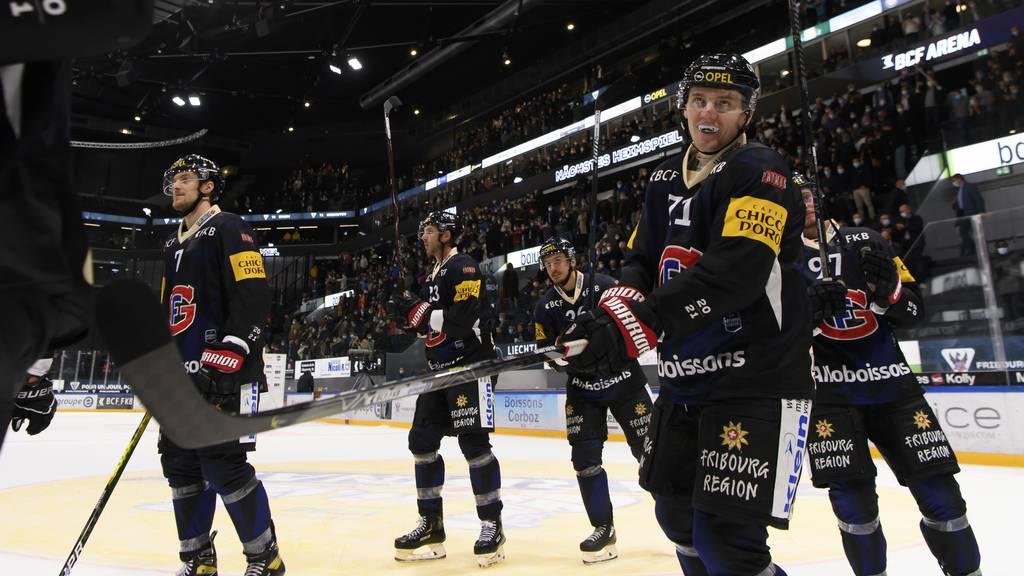 Vier Coronafälle bei Fribourg – Spiel gegen HCD verschoben