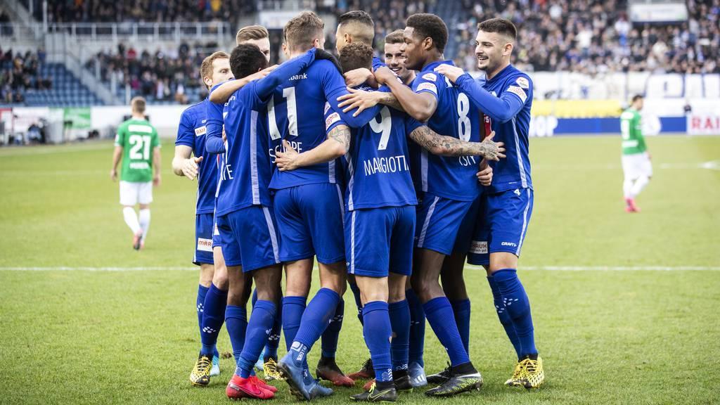 FC Luzern spielt drei Testspiele