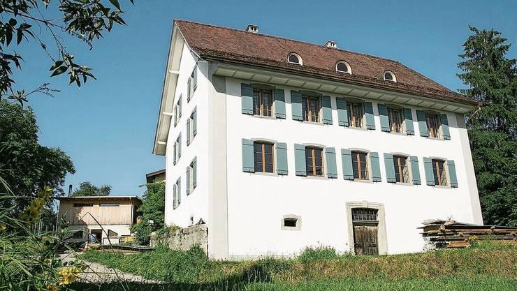 Nach zwei Jahren umfassender Restaurierung ist das Haus an der Steingasse 47 bald bezugsbereit.