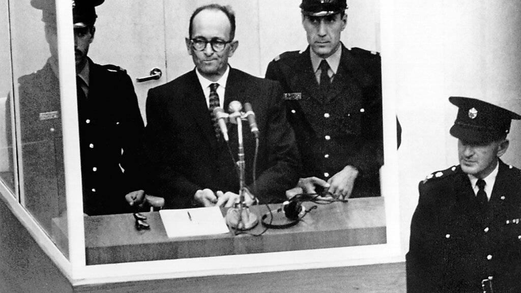 60 Jahre Eichmann-Prozess: Mahnung zur Verfolgung von Völkermördern