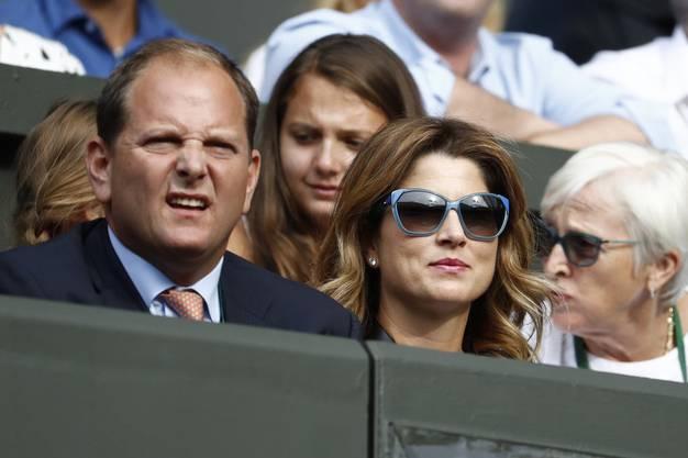 Geführt wird die Agentur Team 8 von Federer-Manager Tony Godsick.