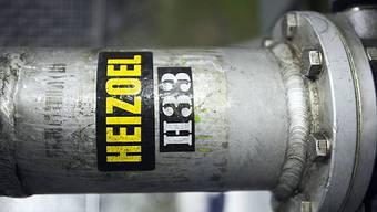 Wegen des kalten Wetters streigt der Preis für Heizöl