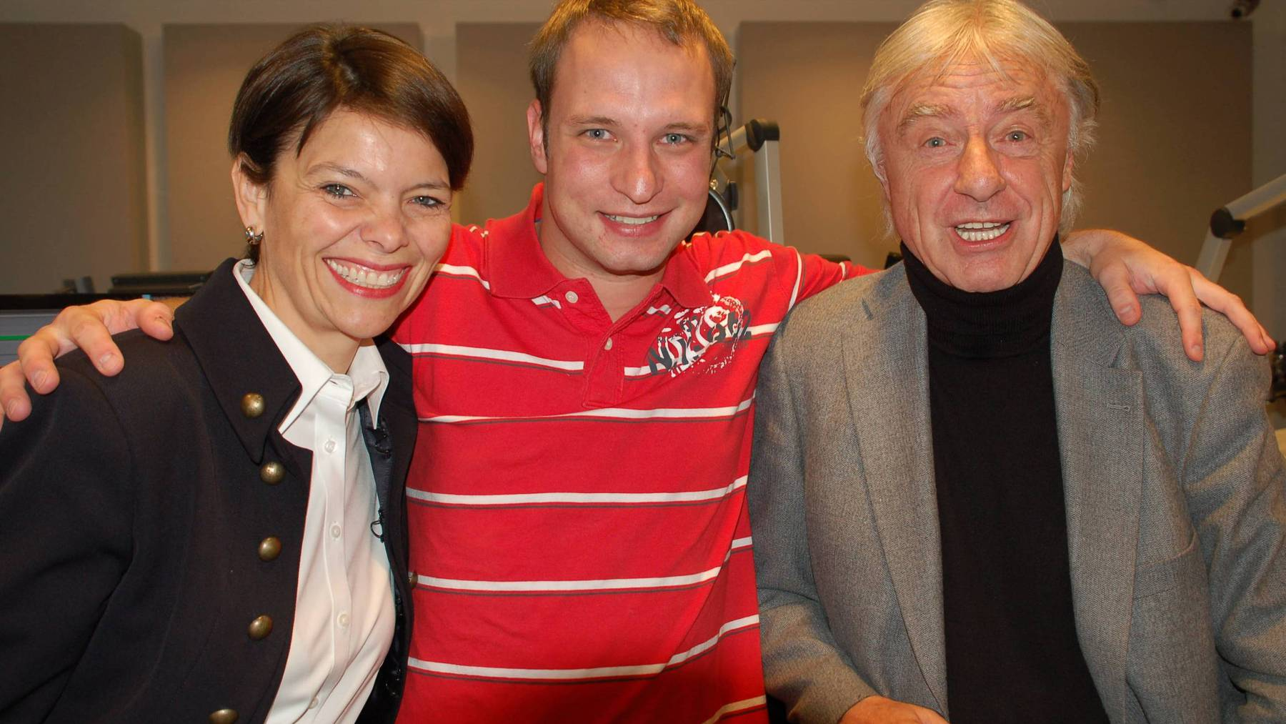 Emil Steinberger bei Schawinski