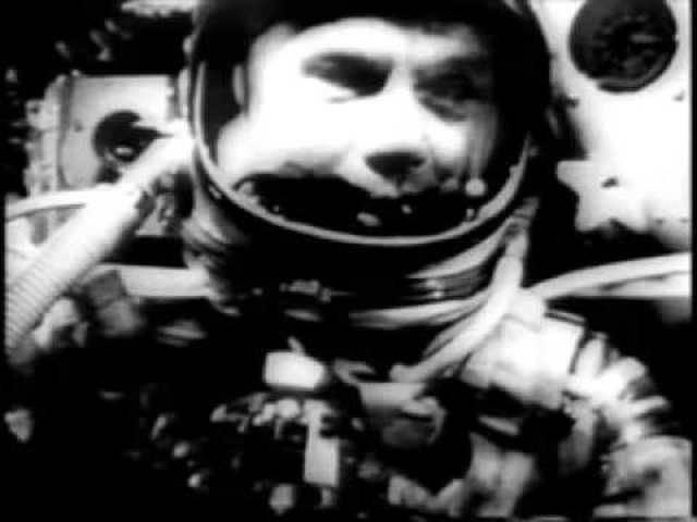 Dokumentation über John Glenn, den ersten US-Astronauten, der die Welt umrundete