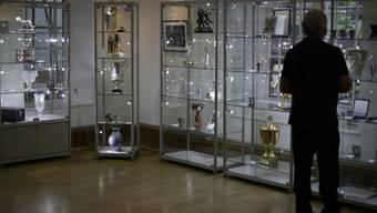 Mehr als 80 persönliche Gegenstände von Boris Becker stehen in der Knapp Gallery in London zum Verkauf.