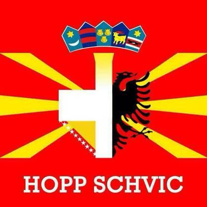 Hopp Schvic - eine schweiz-albanische-Wortkreation