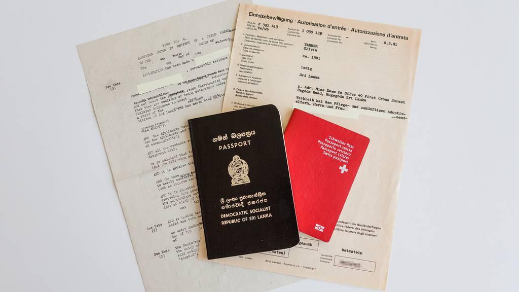 Die Schweizer Behörden wussten Bescheid über die illegalen Adoptionen aus Sri Lanka. (Symbolbild)