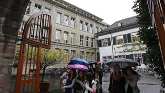Dem Schwerpunktfach PPP im Münsterplatz-Gymnasium drohte die Abschaffung - diese Gefahr ist nun abgewendet.