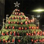 Einer von vielen Höhepunkte in diesem Advent: The Singing Christmas Tree. zvg