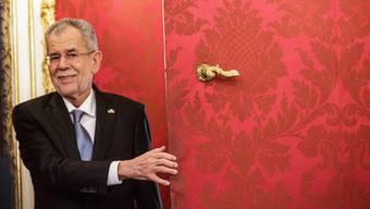 Der österreichische Bundespräsident Alexander Van der Bellen kommt heute nach Bern.