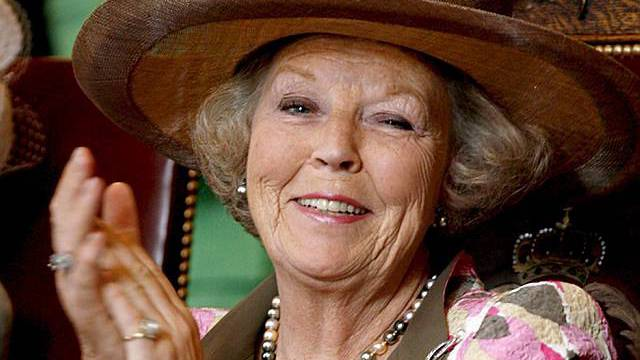 Königin Beatrix (Archiv)
