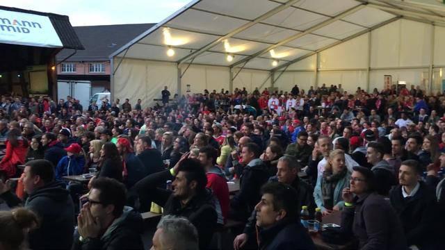 Generali EM Arena Uster: Das Fussball-Volksfest