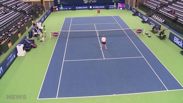 Swiss Tennis Arena mit Ladies Open eröffnet