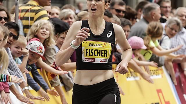 Sabine Fischer riskierte und gewann (Archivbild)