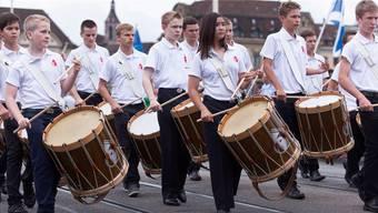 120 Schülerinnen und Schüler musizieren zurzeit bei der KMB.