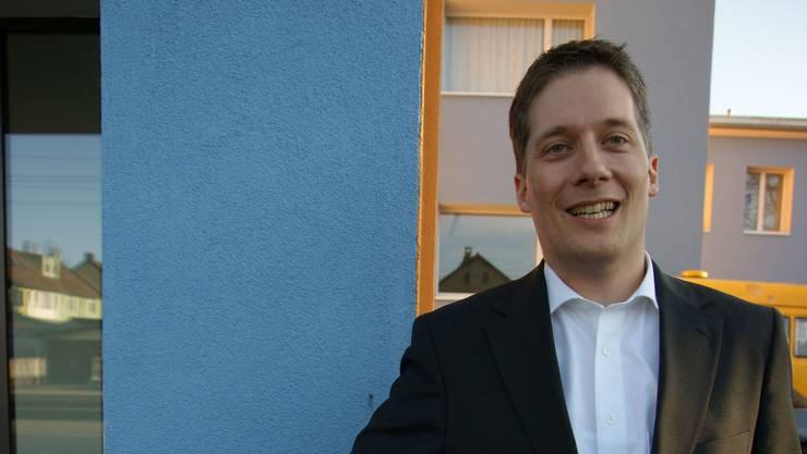 Daniel Albietz ist aus der CVP ausgetreten.