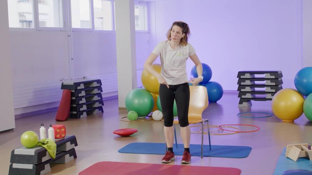 Zuhause fit bleiben