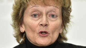 Finanzministerin Eveline Widmer-Schlumpf (Archiv)