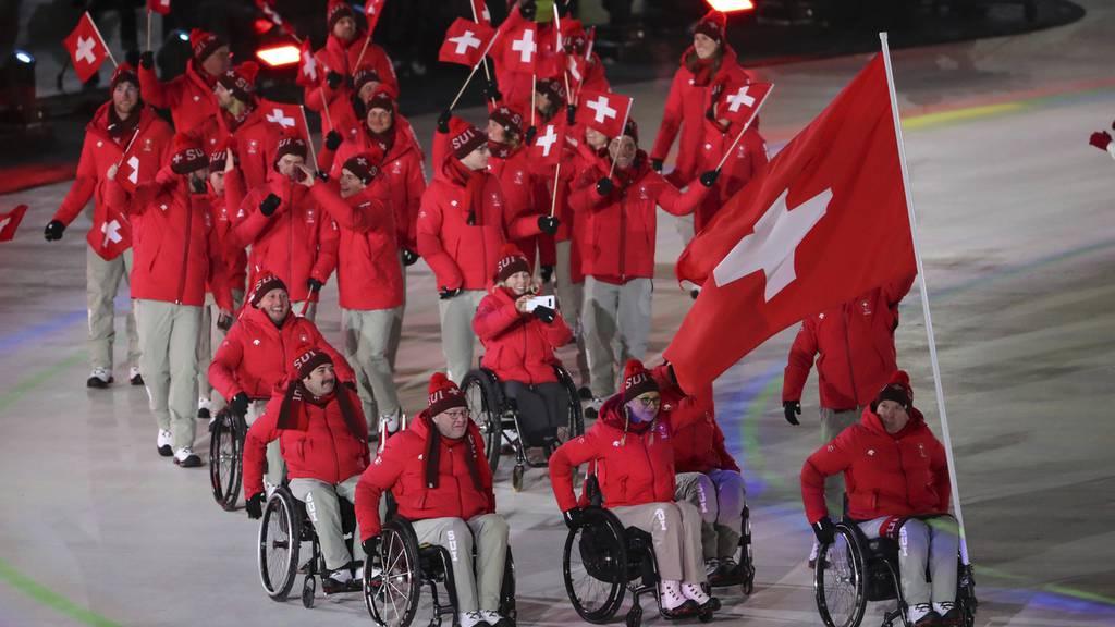 Diese Aargauer vertreten die Schweiz an den Paralympics in Tokio