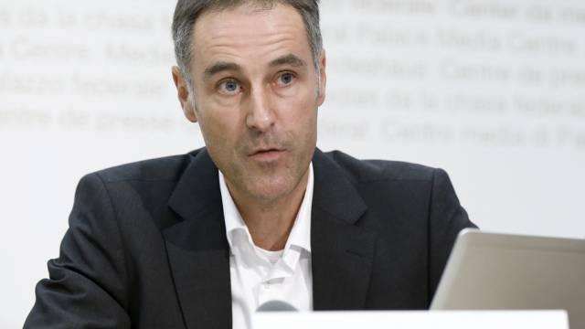 Ecopop-Initiant Benno Büeler will in den Nationalrat (Archiv)