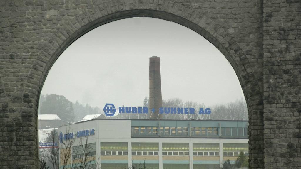 Huber+Suhner-Sitz in Herisau.