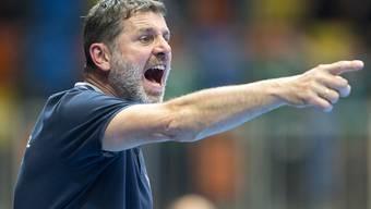 Trainer Martin Rubin weist Wacker Thun den Weg in die Finalrunde