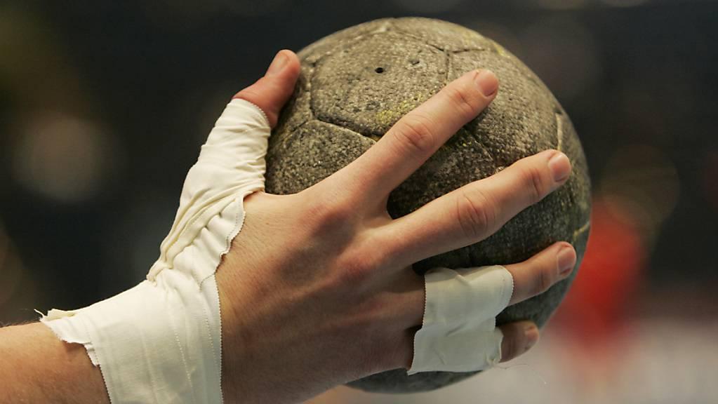 Handball (Symbolbild)