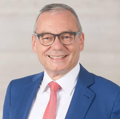 Ruedi Noser, Ständerat (FDP/ZH)