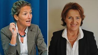 Susanne Hochulis Vorlage zur familienergänzenden Kinderbetreuung stösst bei Renate Gautschy, Präsidentin Gemeindeammännervereinigung, nicht auf Begeisterung.