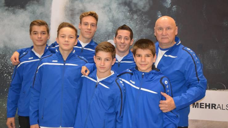 Team Aargau Nationalliga B
