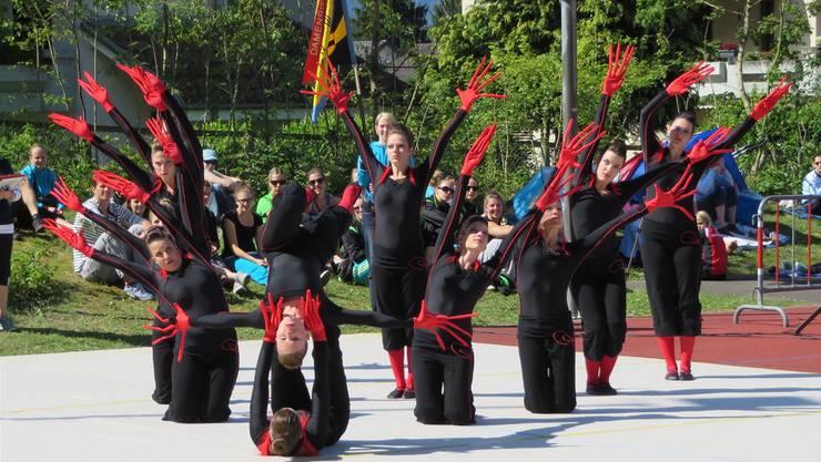 Ob die Gymnastikgruppe Bözen künftig wieder Erfolge feiern wird, ist unklar.