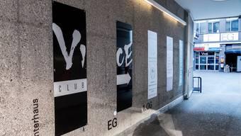 Der VICE-Club in Basel.