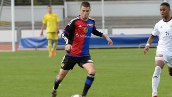 Pacheco spielte zuletzt in der U21 des FCB.