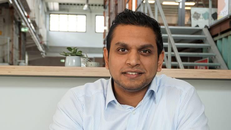Sindu Sivasuntharam: «Ich garantiere, der indische Fussball wird wachsen.»