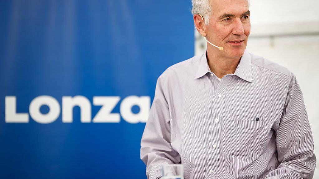 Lonza wächst deutlich in 2018