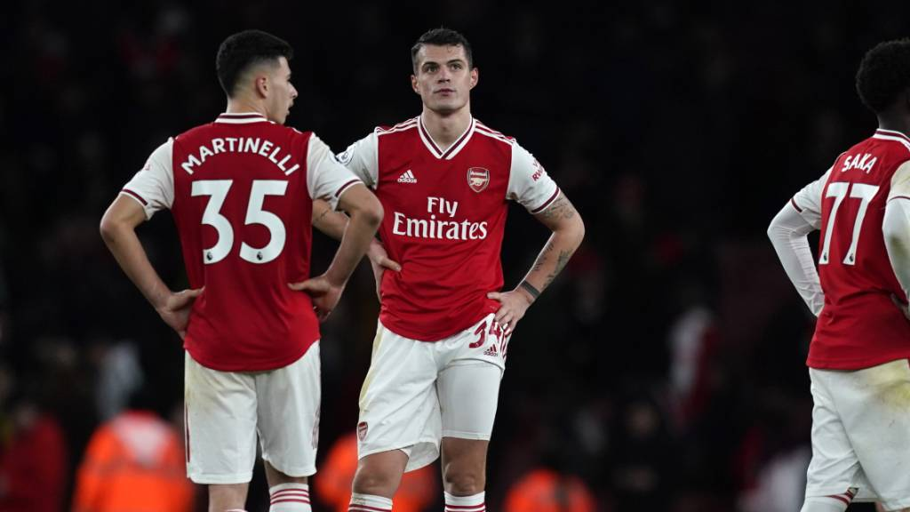 Spielverschiebung - Arsenal-Spieler in Quarantäne