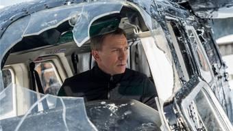 """""""Spectre"""": der neue James-Bond-Streifen"""