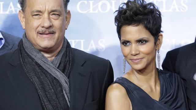 Schmerzhafte Erkenntnis: Tom Hanks und Halle Berry (Archiv)