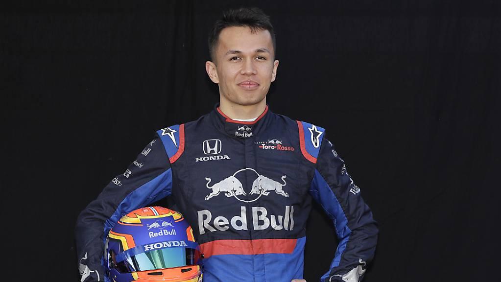 Alexander Albon konnte seine Chance bei Red Bull nicht nutzen. Nun ermöglicht ihm Williams eine Rückkehr in die Formel 1