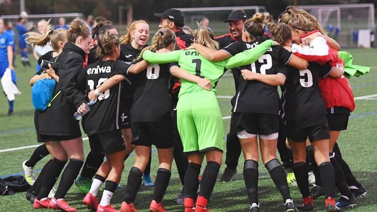 Die FCA Frauen wollen in dieser Saison den Aufstieg realisieren.
