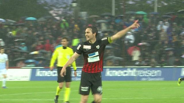 FC Aarau zurück auf der Siegerstrasse