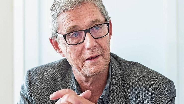 Roland Heri: «Meine Aufgabe als Geschäftsführer ist es nicht, mich lange mit Siegen oder Niederlagen aufzuhalten.»
