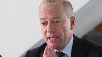Stadtpräsident Martin Wey: «Dass die bisherige Direktion Öffentliche Sicherheit schwerpunktmässig zum Präsidium wechseln könnte, ist nicht unwahrscheinlich.»