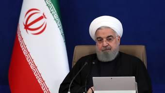 Vor der Ratifizierung des Gesetzes am Mittwoch hatte Irans Staatspräsident Hassan Rohani die Vorlage heftig kritisiert.