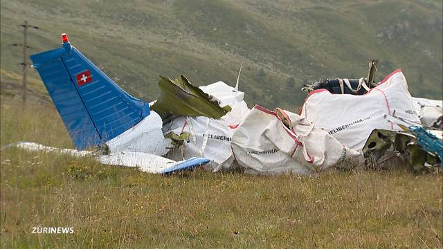 Neue Erkenntnisse über Flugunfall im Engadin